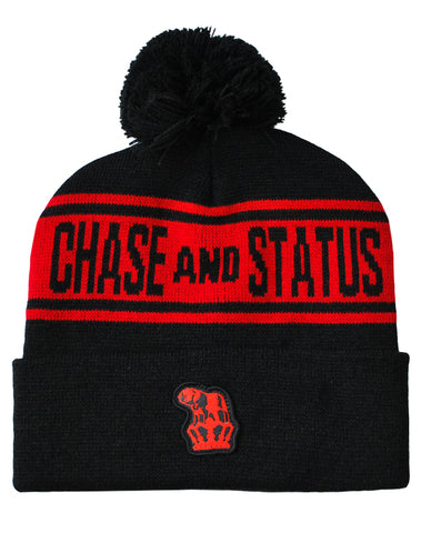 Chase and Status (Bulldog) Beanie Hat