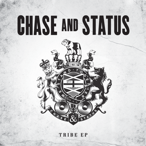 Chase and Status 'Tribe EP' Double Disc Vinyl (Limited to 500 Copies)