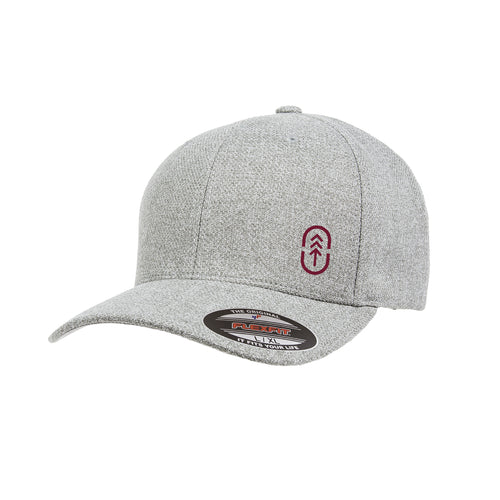 Light Grey Flexfit Hat