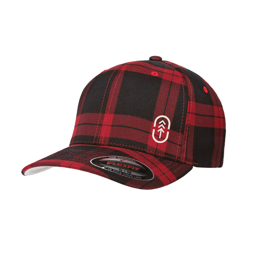 Tartan Plaid Flexfit Hat
