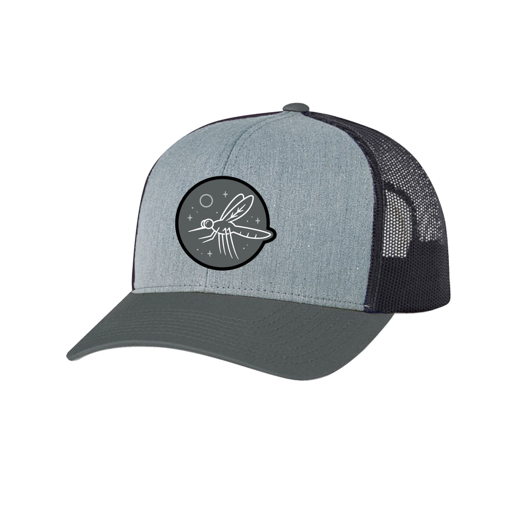 Tri-Tone Skeeter Patch Snapback