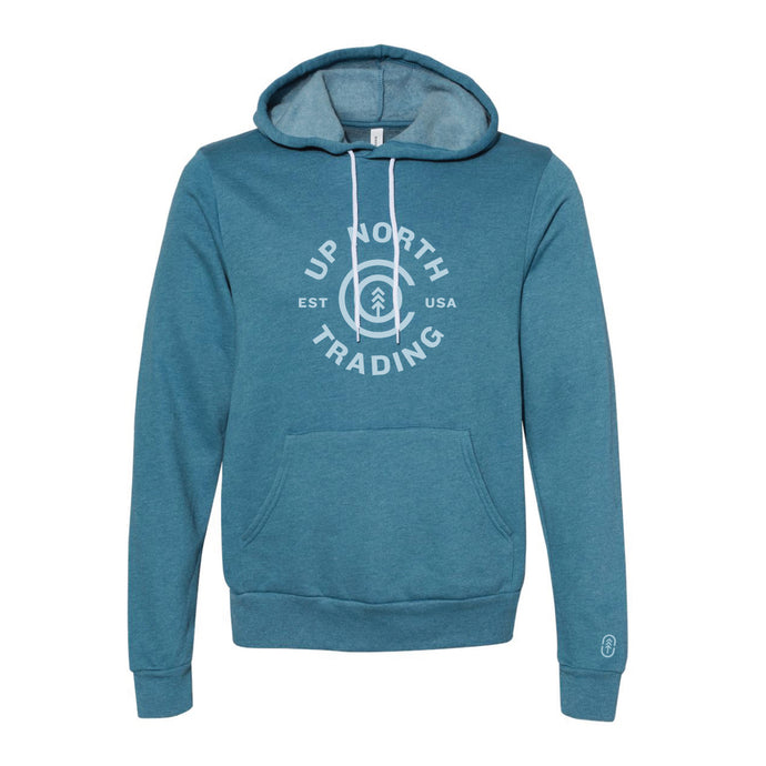 Men's Deep Teal Copper Harbor Hoodie