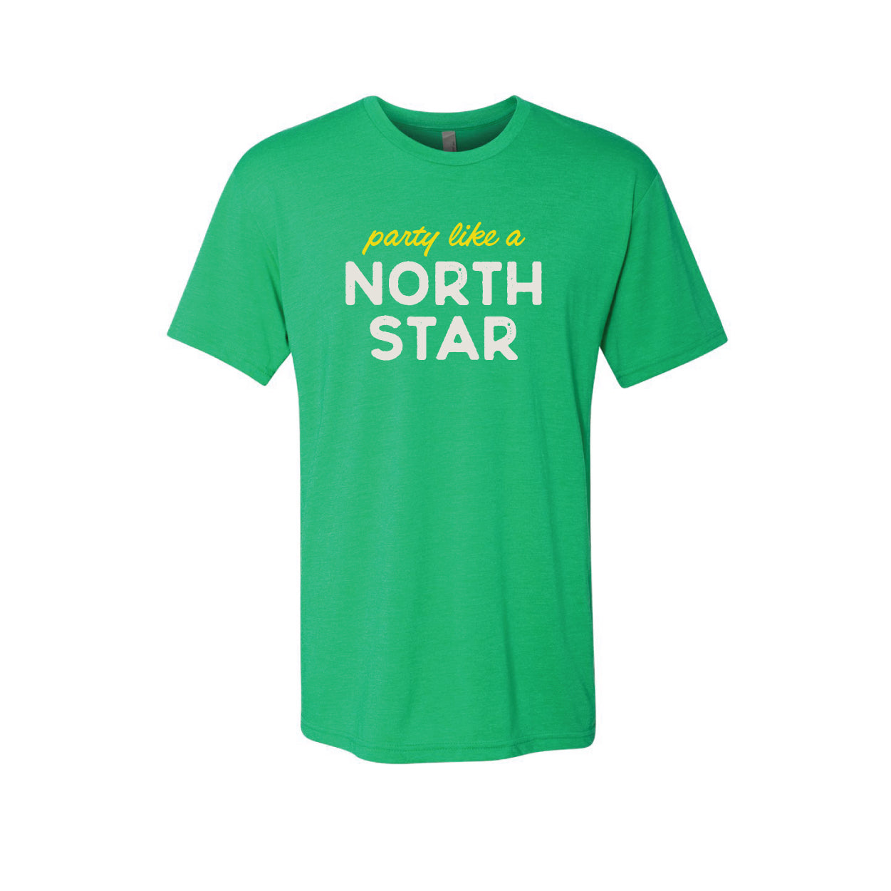 Men's Party Like a North Star Tee