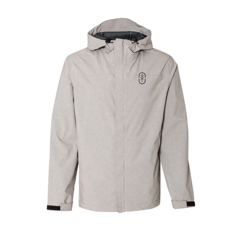 Men's Natural Rain Jacket