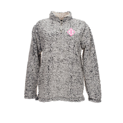 Women's Sherpa Fleece Heather
