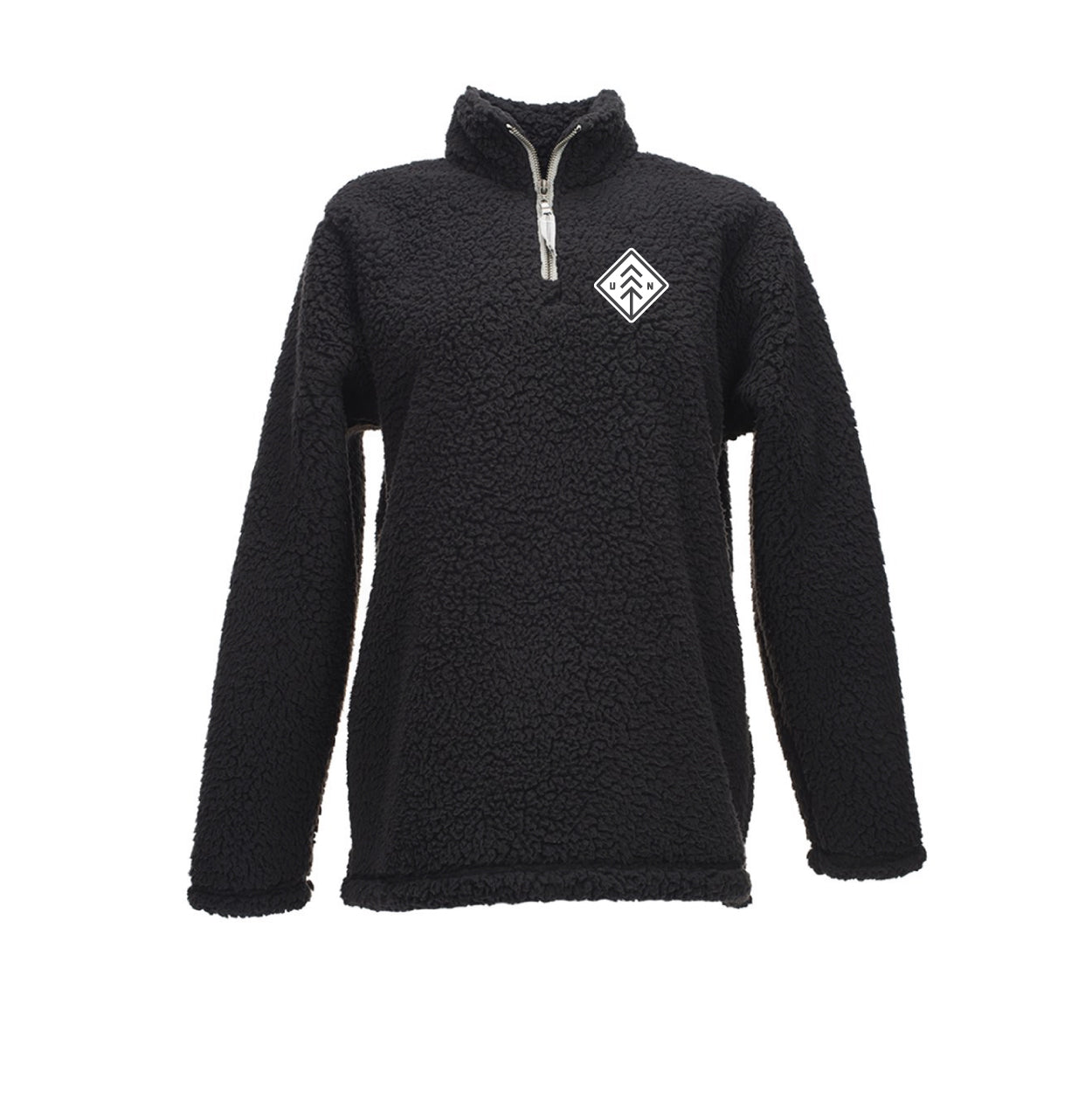Women's Sherpa Fleece Black