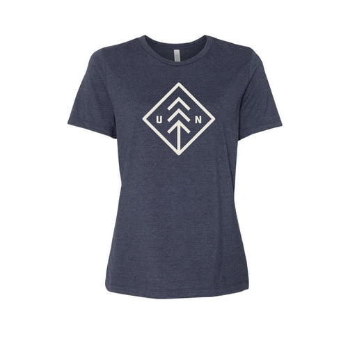 Women's Big Diamond Logo Tee