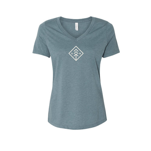 Women's Little Diamond Logo Tee