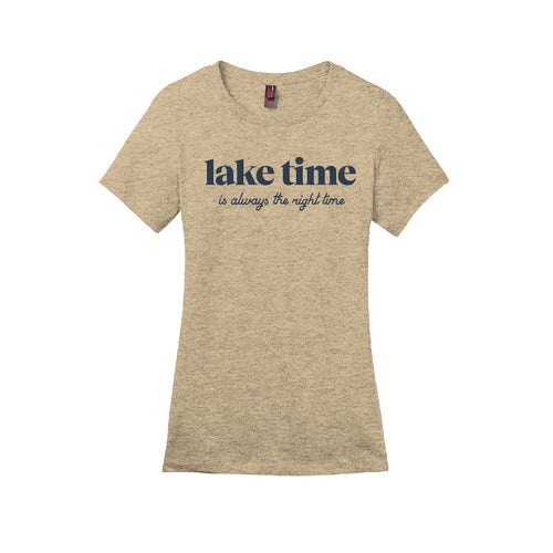 Women's Latte Lake Time Tee