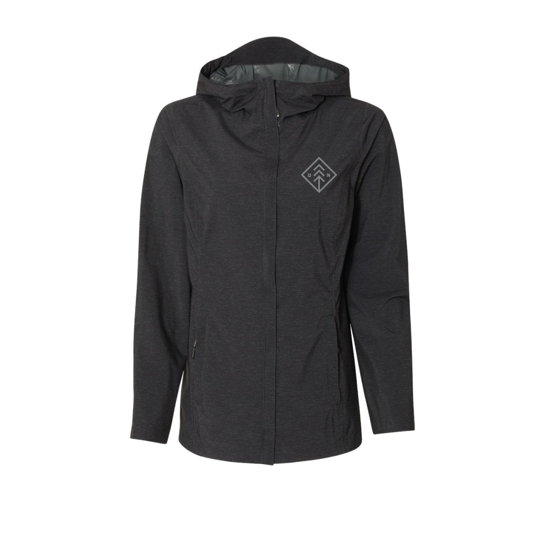 Women's Black Diamond Rain Jacket