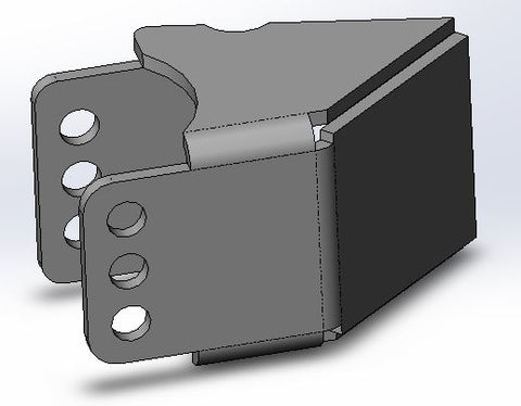 JK Vacuum Pump Bracket
