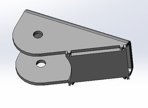 Frame Link Mount (Pair)