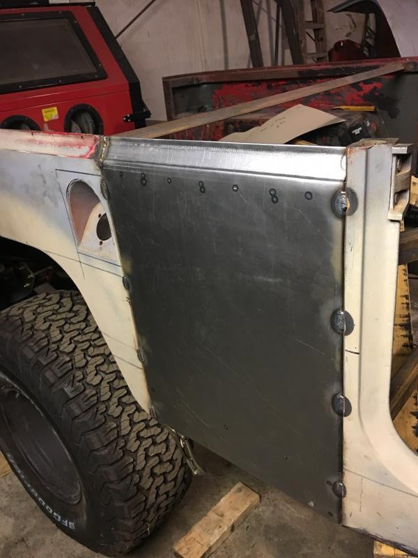 "FJ40 18"" Stretch Basic"