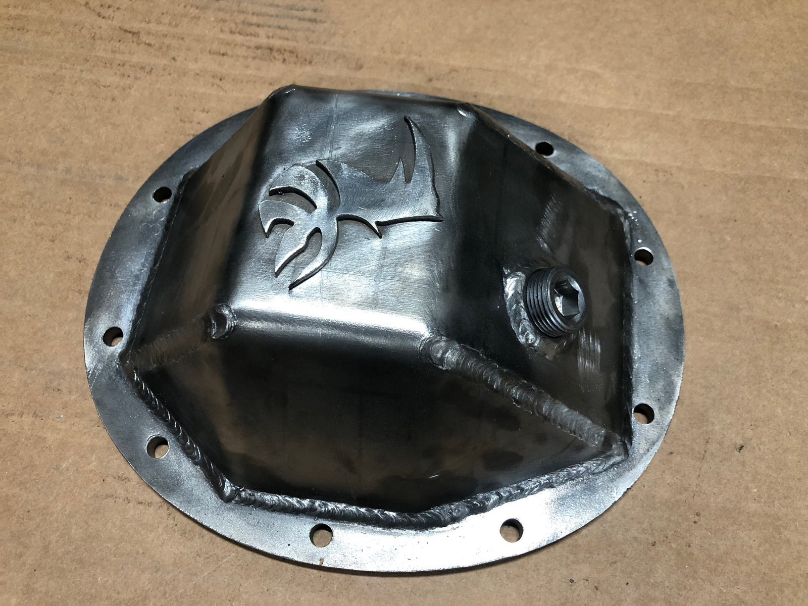 Dana 35 Differential Cover