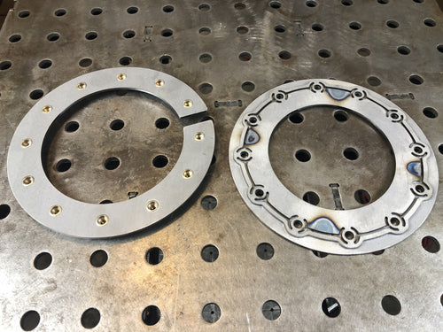 Jeep TJ Fuel Pump Clamping Ring