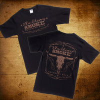 Blackberry Smoke (Southern Rock) Black Mens T-Shirt