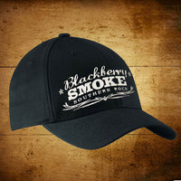 Blackberry Smoke (Southern Rock) Black Baseball Cap