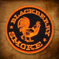 Blackberry Smoke (Rooster) Patch