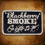 Blackberry Smoke (One) Patch