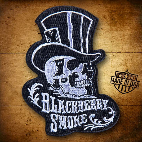 Blackberry Smoke (Top Hat) Patch