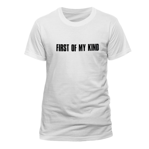 Miles Kane (First Of My Kind) White T-Shirt