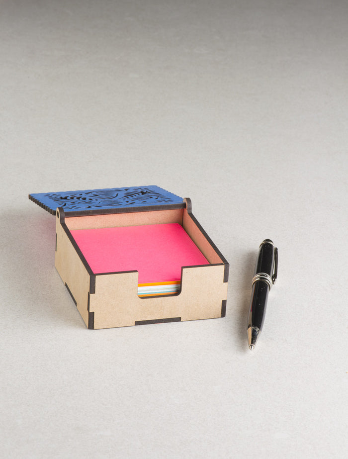 Notes Holder Box (Multiple Colors Available)