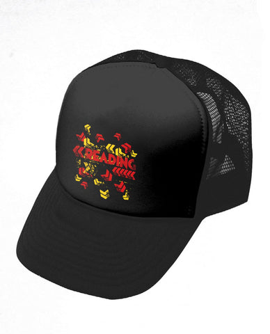 Reading Festival (Chevron) Trucker Hat