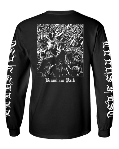 Leeds Festival 2017 'Metal Trend' Black Long Sleeve T-Shirt