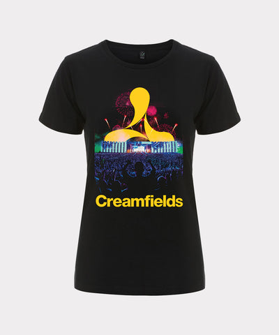 Night Arc 2018 Event Ladies T-Shirt