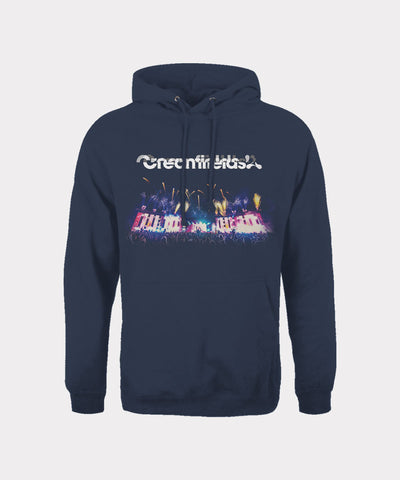 Arc Fireworks 2019 Event Navy Hoodie