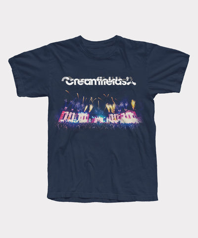 Arc Fireworks 2019 Event Navy T-Shirt