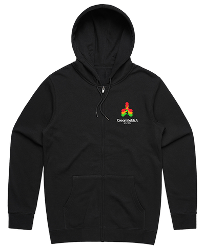 2020 House Party Edition Black Hoodie