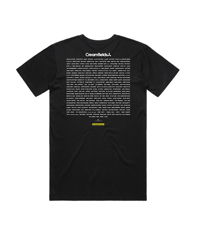 2020 Live Event Black T-shirt