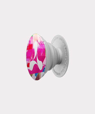 Patterned PopSocket