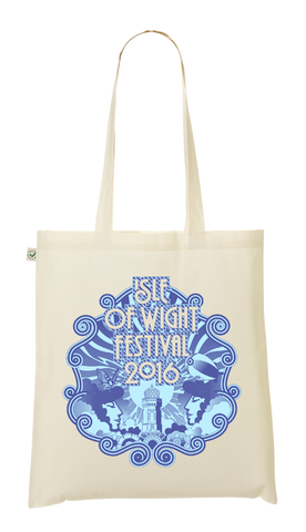 '2016 Lighthouse Crest' Tote Bag