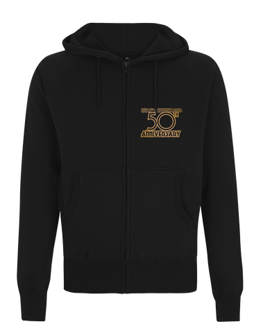 '2018 50th Event' Black Zipped Hoodie
