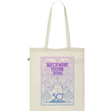 '2018 Psych Poster' Tote Bag