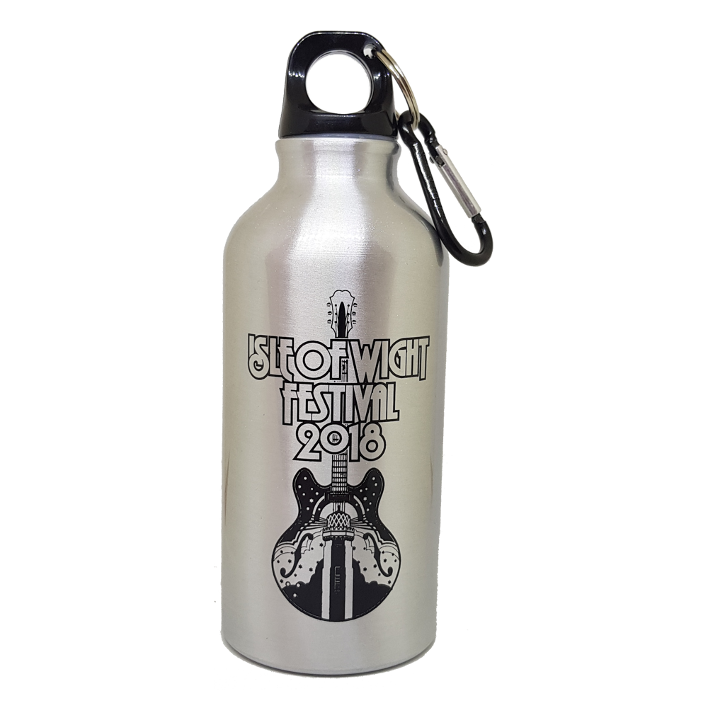 '2018 Guitar' Waterbottle