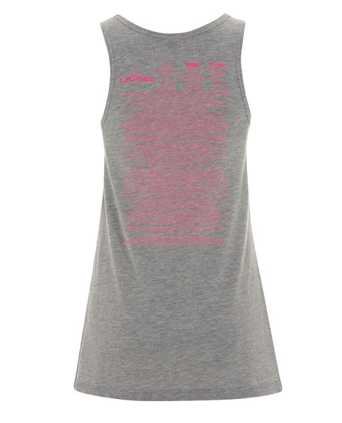 'Forest Lines Event 2015' Grey Ladies Vest