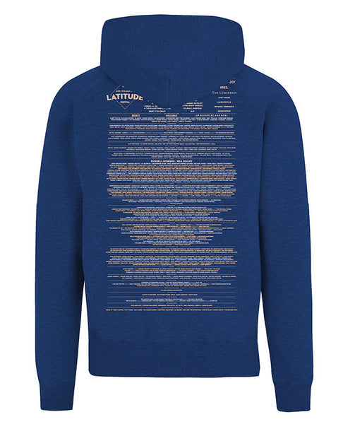 'Diamond Landscape 2016' Royal Blue Kids Pullover Hoodie