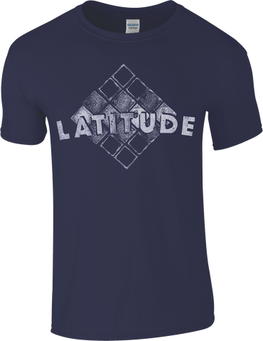 'Tile Logo 2017 Event' Navy T-Shirt