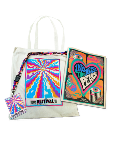 Bestival 2015 Programme Pack