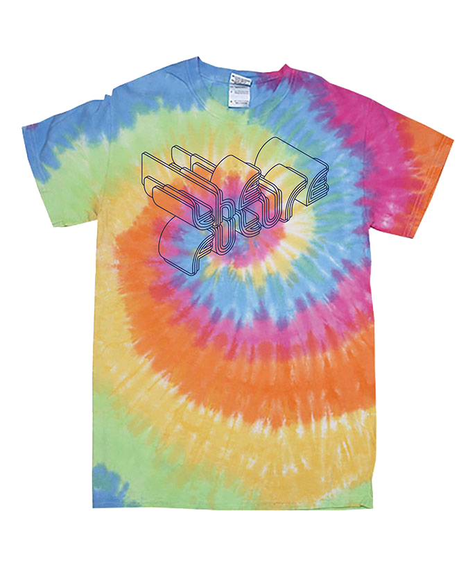 Bestival (The Future Icon) Tie Dye T-Shirt