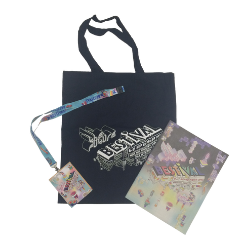 Bestival (2016) Programme Pack