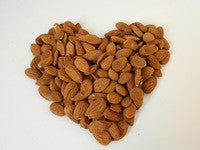 ALMONDS ARE HEART HEALTHY! A RECENT ARTICLE FROM MEDICAL NEWS TODAY SHOWS YOU WHY...........