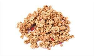 Strawberry-Raspberry Low Fat Granola