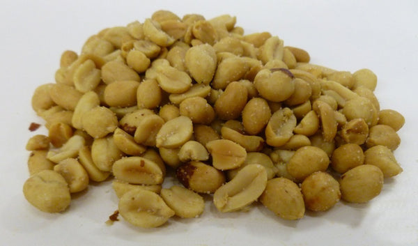 Blanched Peanuts Roasted & Salted