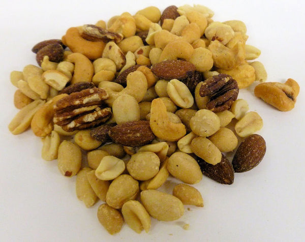 Roasted and Salted Delight Mix (Mixed Nuts With Peanuts)