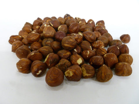 Whole Raw Hazelnuts