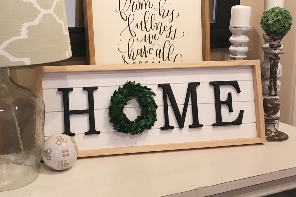 Home sign, Farmhouse Sign, Wood Sign, Home Sign, Home Wall Decor